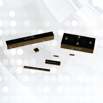 Diodes manufactured by Edal Industries feature axial leads and compact construction, making them ideal for circuit board applications and point-to-point wiring.